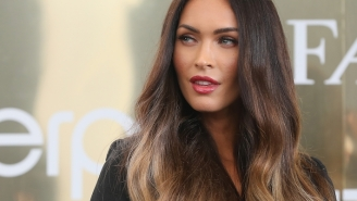 Please Read Megan Fox's Bonkers Quote About Being In Love With Machine Gun Kelly