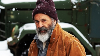 Mel Gibson Plays A Grizzled, Down-On-His-Luck Santa Claus In The Oddly Tedious 'Fatman'