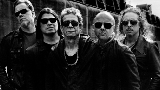 The Definitive Album Of 2020 Is Lou Reed And Metallica's 'Lulu'