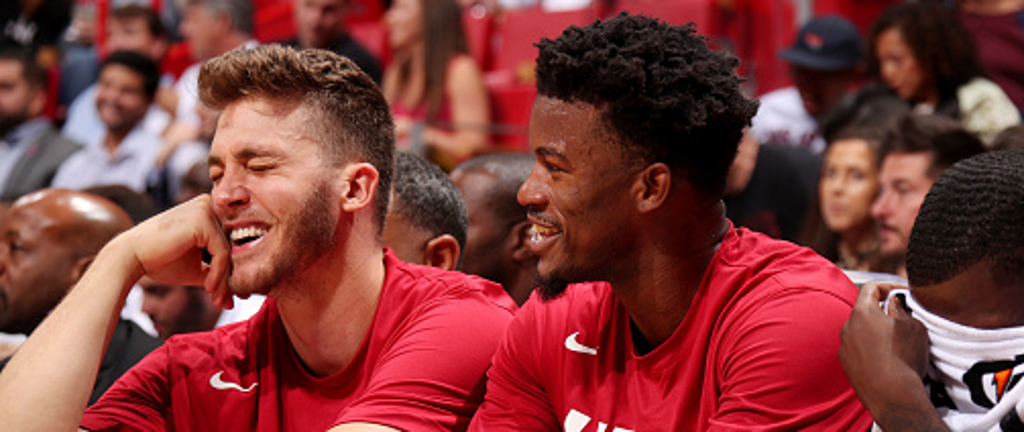 Meyers Leonard: Jimmy Butler Isn't An 'A**hole' And Makes ...