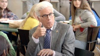 Ted Danson Becomes The Mayor Of Los Angeles In Tina Fey's 'Mr. Mayor' Trailer