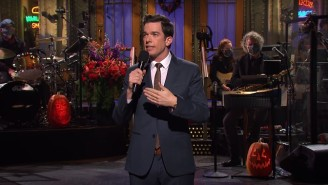 John Mulaney Riffed On America's 'Elderly Man Contest' And Andrew Cuomo In His 'SNL' Monologue