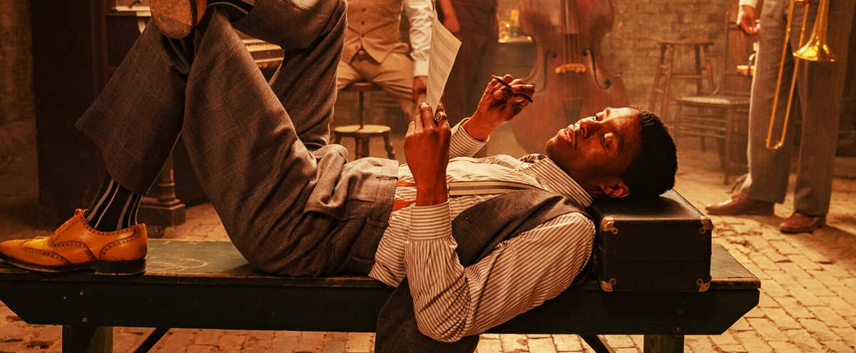 Chadwick Boseman Left Us A Gift Of A Performance In 'Ma Rainey's Black Bottom'