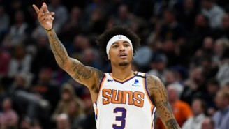 Report: The Thunder Are Close To A Deal To Send Kelly Oubre Jr. To The Warriors