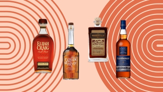 Serious Whiskey Pros Name Their Favorite Bottles To Pair With A Feast