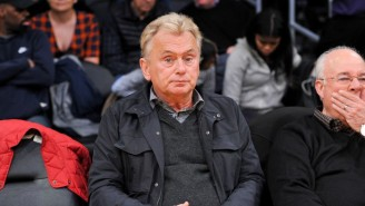 Pat Sajak Apologized For Scolding An 'Ungrateful' 'Wheel Of Fortune' Contestant