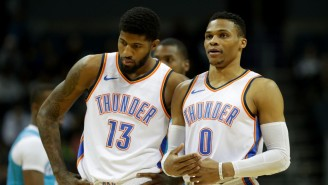 The Paul George And Russell Westbrook Trades Continue To Reap Rewards For The Thunder