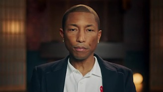 Pharrell Is Launching A New Film Series About Social Injustice And Racism With MasterClass