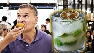 Phil Rosenthal Of 'Somebody Feed Phil' Wants You To Try The Caipirinha, Here's A Recipe