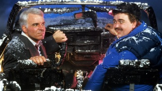 This Year, We Need 'Planes, Trains And Automobiles' More Than Ever