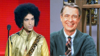 Prince Will Have To Beat Mister Rogers To Win A Grammy In 2021