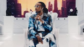Quavo Has Become The Part Owner Of Sports Apparel Brand Legends
