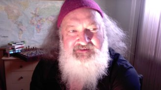 Trump Spent His Morning Sharing Unhinged And Completely False Claims From… Actor Randy Quaid?