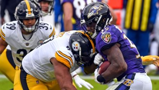 Report: The NFL Has Pushed Ravens-Steelers Back Another Day To Wednesday