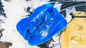 Adidas Released A Ric Flair Colorway Of The Dame 7