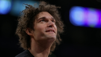New Wizards Center Robin Lopez Ranks His Favorite Wizards