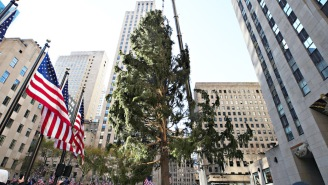 Ravens-Steelers Is A Day Game Because NBC Wouldn't Bump The Rockefeller Tree Lightning Ceremony