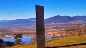 Another Monolith Was Apparently Found In Romania After The One In Utah Mysteriously Disappeared