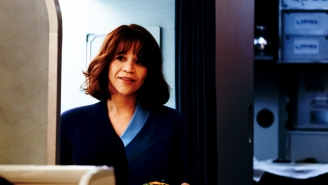 Rosie Perez On 'The Flight Attendant,' Getting COVID, And Turning Her Closet Into A Recording Booth For The 'Very Obscene' Spinoff Of 'Big Mouth'