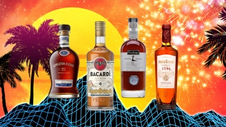In Which We Blindly Try To Tell Expensive Dark Rums From Affordable Bottles
