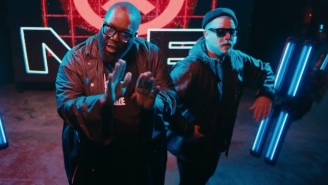 Run The Jewels 'No Save Point' Video Is A Raucous Call-To-Action For 'Cyberpunk 2077'