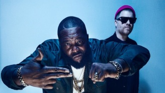 Run The Jewels Drop Their Hard-Hitting 'Cyberpunk 2077' Song 'No Save Point'