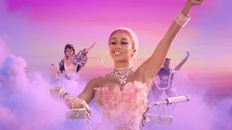 Saweetie And Jhene Aiko's Dreamy 'Back To The Streets' Video Is An Exotic Fantasy