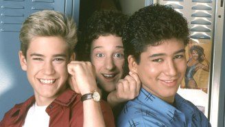 Screech's Absence In The New 'Saved By The Bell' Involves Space And A Talking Robot