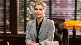 Rhea Seehorn Gives 'Better Call Saul' Fans An Update About Final-Season Progress