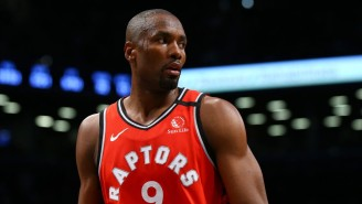 Serge Ibaka Has Reportedly Agreed To A Two-Year Deal With The Clippers