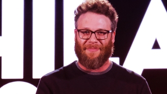 Seth Rogen Is Quietly Using Comedy To Put A Dent In Alzheimer's