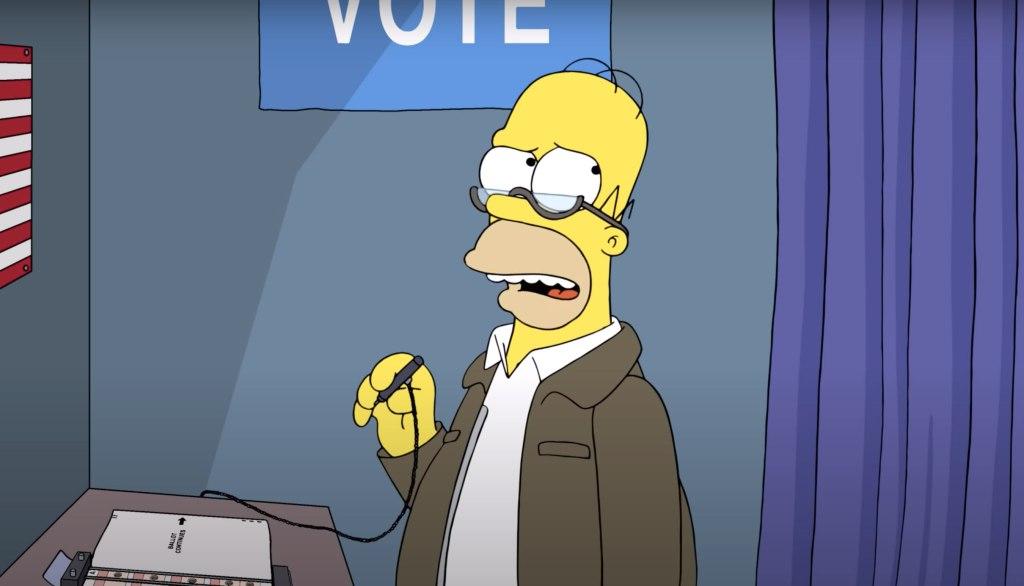 11++ 2021 Simpsons
