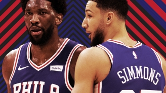 The Sixers Finally Realized It's Wise To Maximize The Skillsets Of Joel Embiid And Ben Simmons