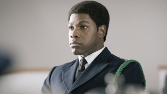 John Boyega Becomes A Cop To Take On Systemic Racism InSteve McQueen's 'Red, White, And Blue' Trailer
