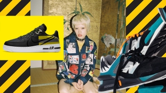 SNX DLX: Featuring The New Balance 997S Great Whites And New Supreme