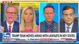Even The Fox & Friends Gang Is Crapping All Over Trump's Conspiracy Theory About Evil Software Changing People's Votes