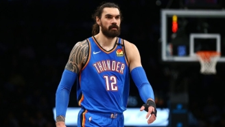 OKC Is Reportedly Trading Steven Adams To The Pelicans As Part Of The Jrue Holiday Deal