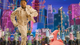 Swae Lee Takes A 'Krabby Step' In The Underwater World With Lil Mosey And Tyga On Their New Single
