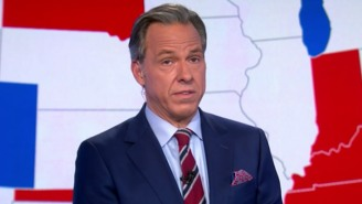 Jake Tapper Warned CNN Viewers Not To 'Get High On Your Own Supply,' And The Jokes Won't Stop