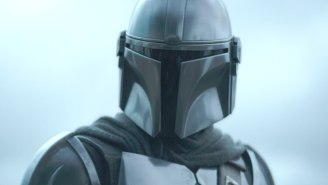 'The Mandalorian' Answers Why We've Only Seen Pedro Pascal's Face Once So Far