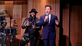 The Roots Help Jimmy Fallon Kick Off The 2020 Macy's Thanksgiving Day Parade