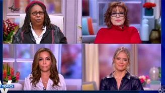 'The View' Ladies Are Calling For A Trump 'Intervention' After His Falsehood-Filled Fox Business Interview