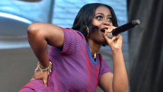 Tierra Whack Admits She Doesn't Always 'Feel Good' On Her Melancholy New Songs