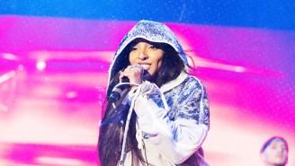 Tinashe Shares A Seductive New Single, 'I Can See The Future'