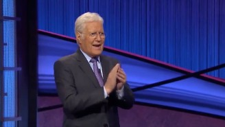 A 'Jeopardy!' Contestant Told A Lovely Alex Trebek Story That Ken Jennings Called 'Very On-Brand For Alex'