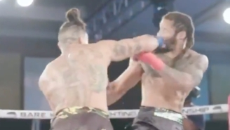 Be Amazed At This Three-Second Bare Knuckle Fighting Championship Knockout