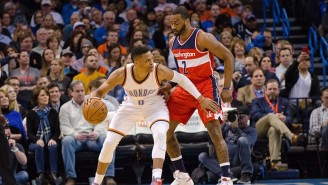 The Rockets And Wizards Have Reportedly Discussed A Russell Westbrook For John Wall Trade