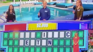 The Latest 'Wheel Of Fortune' Gaffe Is A Hilariously Wrong Guess At 'Sir Issac Newton'