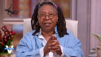 Whoopi Goldberg Absolutely Dragged Trump On 'The View' For 'Sitting Around Doing Nothing' About COVID Post-Election
