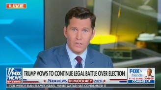 Will Cain's Latest Batsh*t Fox News Appearance Inspired People To Share Old Clips Of Him Getting Dunked On